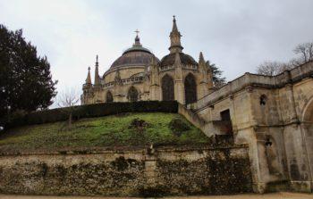 Comte de Paris - chapelle royale Dreux